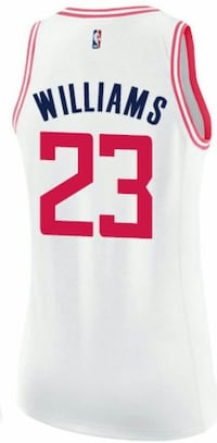 Lou Williams LA Clippers Jersey