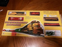 HO Electric Train set Spruce Grove, T7X 1R1