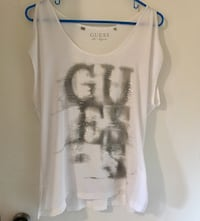 Size Medium-Large Guess Tops