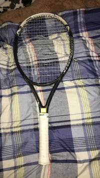 black and white tennis racket Jarrettsville, 21084
