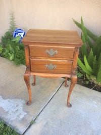Vintage accent table  Corona, 92882
