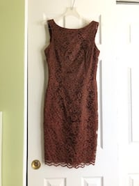 Vintage Lace Dress FAIRFAX
