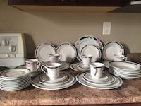 35pcs Dinner set Abbotsford