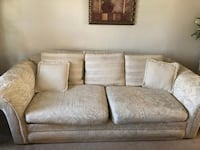 SOFA, LOVESEAT, 3 PIECE SET SILVERSPRING