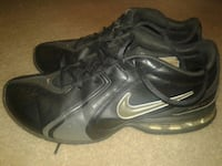 pair of black Nike basketball shoes Melbourne Beach