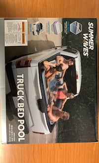 Truck Bed Inflatable Pool