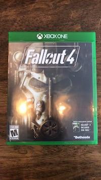 Fallout 4 for xbox one Middletown, 19709