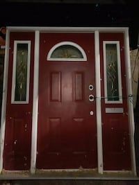 Exterior door 83 hx71w Maple Ridge, V2X 4W3