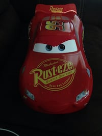 Large Cars Lightning McQueen Car