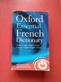 Oxford Essential French Dictionary Istanbul