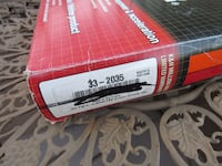 NEW K & N High Flow Washable Air Filter 33 - 2035 null