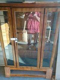 GLASS DISPLAY CASE Burleson