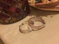 Hoop Earrings  Edmonton, T5W 2L5