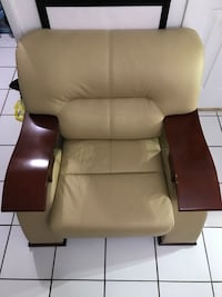 Leather Chair Miami, 33186