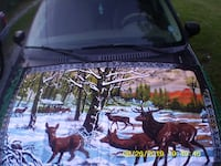 Deer Towel For Sale $20  The Towel Is Very Good.   3 FT x 6 FT  (OE1) We Can Meet For You To Check It It Out.   God Bless You   Like And  [EMAIL HIDDEN]    Follow  [EMAIL HIDDEN]  FAYETTEVILLE