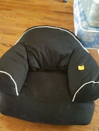 Kids Black comfy chair Palatine, 60074