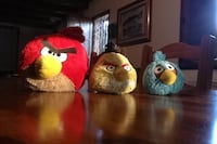 peluches angry birds Pineda de Mar, 08397