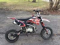 2018 Ssr 125 tr runs and rides great Atwater, 44201