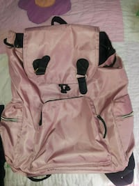 pink and black backpack carrier Fontana, 92335
