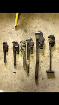 pipe wrenches Mentor, 44060