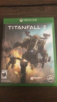Titanfall 2 Xbox One game case Guelph, N1E 0L7