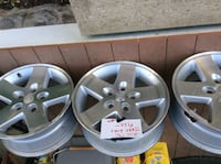 15 inch Jeep rims Townsend