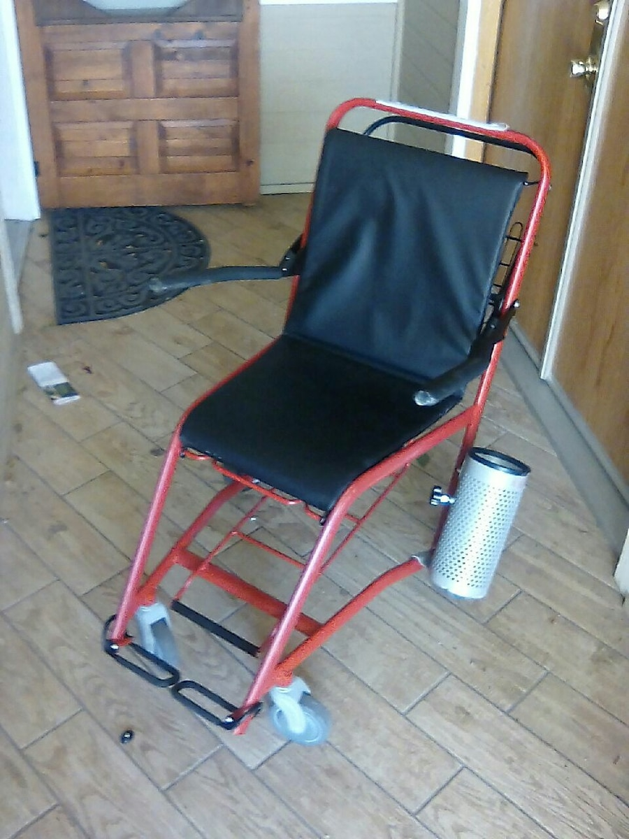 Staxi medical Transport chair & Used Staxi medical Transport chair for sale in Santee - letgo