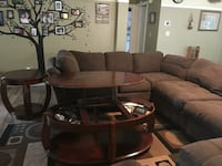 Cindy Crawford Edition Sectional Oxford, 27565