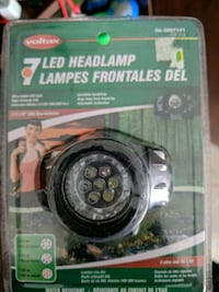 Runners light headband Hamilton, L9B 1T5