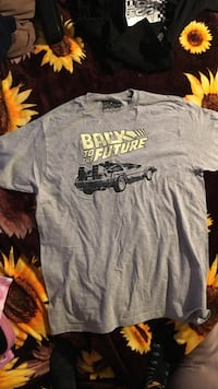 Back to the Future Large T