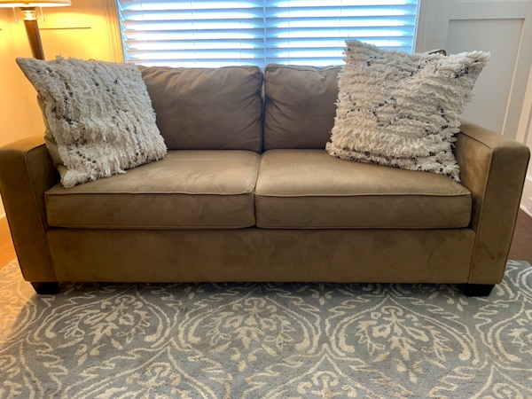 Enjoyable Pottery Barn Couch Loveseat Ocoug Best Dining Table And Chair Ideas Images Ocougorg