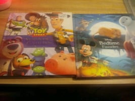 Disney toy story (storybook collection) and bedtime favourites
