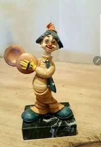 clown  figurine made in italy Thousand Oaks, 91360