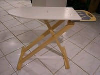 Pottery Barn Wooden ironing board and iron PRETEND Toronto, M5P 3N3