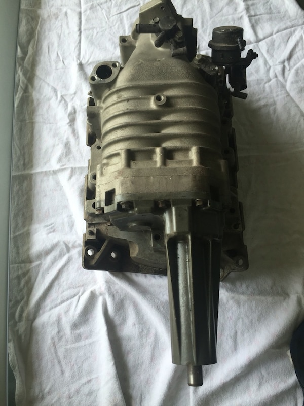 Eaton M90 supercharger gm 3800 series 2