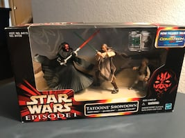 Star Wars Collection of action figures