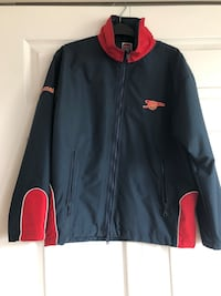 Arsenal team jacket