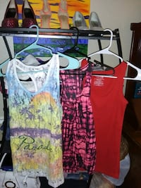 3 S/M Tank Tops all 3 for $5