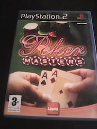 PS2 Poker Masters Barcelona, 08003