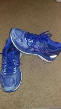 Ascis running shoes size 9 1/2 Midvale