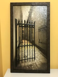 3D beautiful picture with iron door Toronto, M9V 4A9