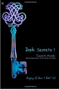 Dark Secrets 1 & 2 Book Series - By: Elizabeth Chandler (Used) Still in Good Reading Condition