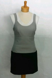 Guess Black/Grey Dress - New with tag - Size M Surrey, V3R 1T1
