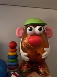 Mr Potato  head stuff