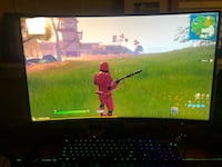 31.5 inch 144hz Curve Gaming monitor West Dundee, 60118