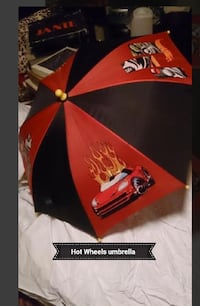 Boy's Hot Wheels Umbrella  Quebec, H1R 2Z3