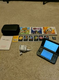 New Nintendo 3DS XL Bundle 4 mi