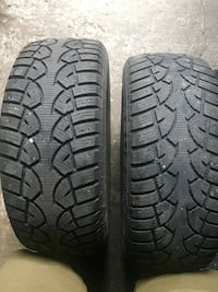 Winter tire 205 60R15 Vancouver, V5W 1G2