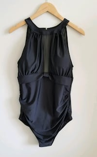 New - Women's Size XL Black Swimsuit  Wilmington