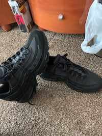 Shoes Nike All black air max size 9